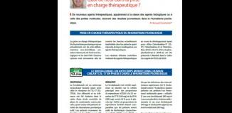 Rhumatisme psoriasique - Quoi de neuf dans la prise en charge thérapeutique ?